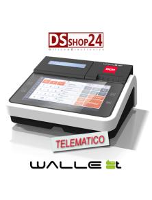 RCH REGISTRATORE DI CASSA TELEMATICO  WallE 8T RT