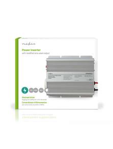INVERTER 24 VDC - AC 230 V 600 W F (CEE 7/3)