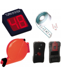 CODE MANAGEMENT TWO-DIGIT DISPLAY KIT + SNAIL + REMOTE CONTROL