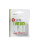 RECHARGEABLE BATTERIES C 1,2 V 4000 mAh - 2PZ