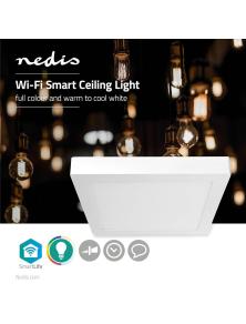 LAMP CEILING 30X30 WI-FI 18W - 1200LM