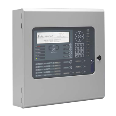 ADVANCED ANALOGUE CONTROLL UNIT FROM 1 LOOP