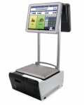 HELMAC BILANCE TOUCH SCREEN serie UNI9 ELEVATED