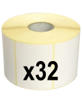 ROLL OF 700 LABELS 32PZ 64X62 HEMLAC