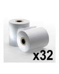 ROLL OF THERMAL ADHESIVE PAPER 64X50 32PZ HELMAC