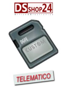DGFE SD CUSTOM / SYSTEM RETAIL FOR TIKE - MOD. A