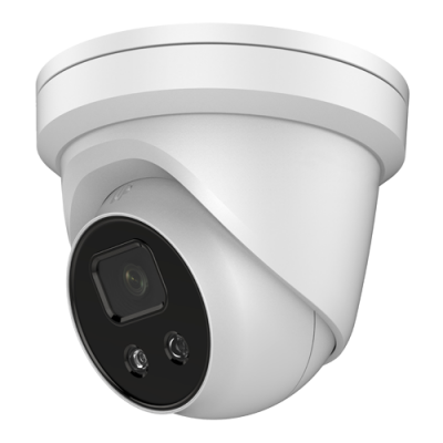 HIKVISION BULLET IP CAMERA WITH FIXED OPTICS 5MP H.265