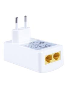 POE INJECTOR PI15S 802.3af, 48V, 320mA, 15,4W, 1Gbit