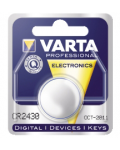 LITHIUM BATTERIES VARTA CR2430