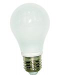 BULB LED DROP 360 ° E27 6W 3000K LIGHT HOT