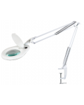 LAMP WITH LENS 8 DIOPTER AND SCREW CLAMP