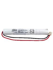 4V NTX SAFT BATTERY FOR EMERGENCY LAMPS