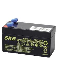 BATTERIA AL PIOMBO RICARICABILE SKB SK12 - 1,3