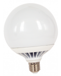 LED BULB GLOBE E27 18W 3000K HOT LIGHT