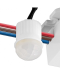Mini Infrared Recessed LED Motion Sensor