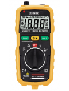 MULTIMETRO DIGITALE AUTORANGE CON FUNZIONE NCV  GBC KDM-8232