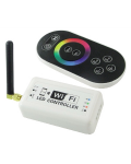 WIFI FOR STRIP RGB CONTROLLER WITH REMOTE TOUCH