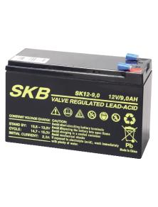 BATTERIA AL PIOMBO RICARICABILE SKB SK12 - 9,0