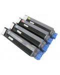 YELLOW TONER COMPATIBLE OKI 43381905