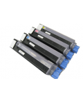 YELLOW TONER COMPATIBLE OKI 43872305