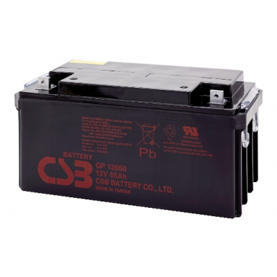 LEAD BATTERY CHARGERS CSB GP12650 I2