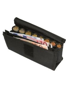 WAIST BAG WITH DISTRIBUTOR OF COINS