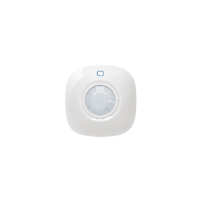 SENSORE PIR WIRELESS A SOFFITTO DA INTERNI PER ANTIFURTI SECUREASY, SECURWI, MY DEFENSE, SMART DEFENSE E SIRENE ISNATCH