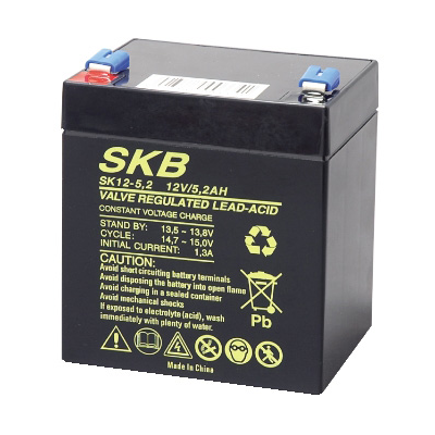 LEAD BATTERY CHARGERS SKB SK12 - 5.2