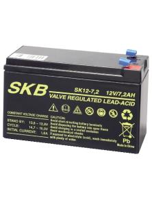 BATTERIA AL PIOMBO RICARICABILE SKB SK12 - 7,2