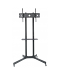 FLOOR SUPPORT WITH LCD / LED / Plasma 30-65 SHELF