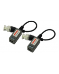 COUPLE BALUN FOR VIDEO TRANSMISSION ON ETHERNET CABLE