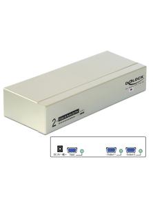 SPLITTER VGA 450MHz, 2-Port