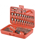 SCREWDRIVER WITH MAGNETIC INSERTS 113 pieces