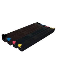 YELLOW TONER SHARP COMPATIBLE MX51GTBA