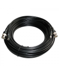 COMBINED COAXIAL CABLE 10 M RG59 + POWER SUPPLY