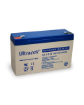 LEAD BATTERY CHARGERS ULTRACELL  V12 Ah - UL12-6