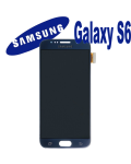 LCD + TOUCH ORIGINAL FOR GALAXY S6 ELECTRIC BLUE 17260D
