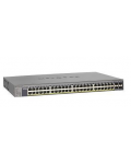 SMART SWITCH PROSAFE 48 PORTE GIGABIT POE CON 4 PORTE SFP DEDICATE GS752TP