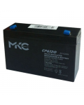 LEAD BATTERY CHARGERS MKC6120-  6v 12a