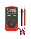POCKET DIGITAL MULTIMETER AUTORANGE WITH CAPACITY UNI-T UT-120B