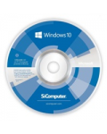 MICROSOFT WINDOWS 10 64 BIT OEM DVD, SICOMPUTER