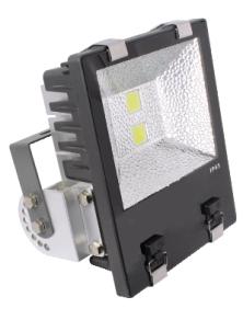 FARO DA PARETE 2 LED - 100W GBC