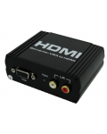 VGA-AUDIO / HDMI CONVERTER