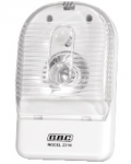 LAMP RECHARGEABLE ANTI BLACK-OUT WITH LIGHT SENSOR