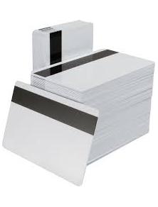 ZEBRA CARD / BADGE 30mil 500 PCS
