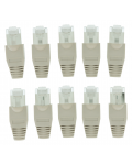 CONNECTORS WITH HOOD RJ45 CAT 5