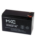 LEAD BATTERY RECHARGEABLE MKC 1270P 12V  7.0 AH