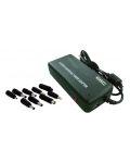 UNIVERSAL POWER SUPPLY FOR NOTEBOOK TENSION WITH VARIABLE 90W USB
