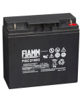 LEAD BATTERY RECHARGEABLE CYCLIC USE FIAMM FGC21803  12v 18 amp