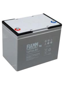 BATTERIA AL PIOMBO RICARICABILE FIAMM  12FGL80 12v 80 amp
